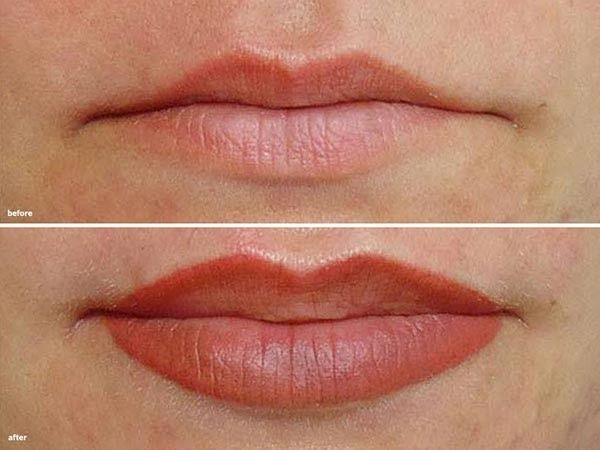 Lippen Permanent Make-up